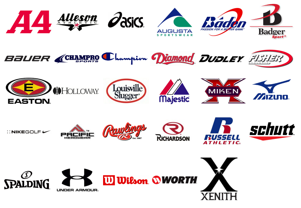Sports manufacturer logos pictures to pin on pinterest for Simply for sports brand t shirts
